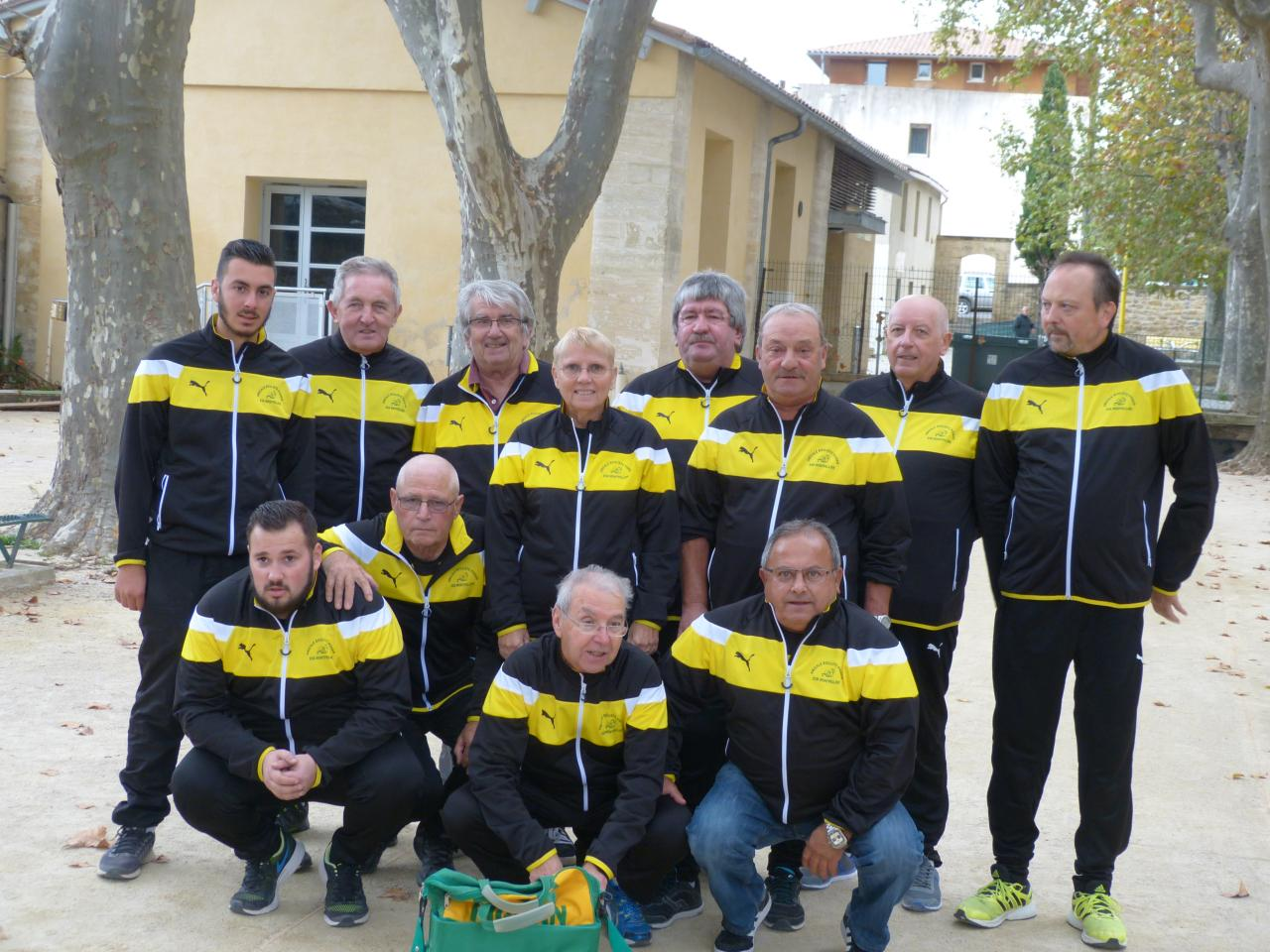 AS PIGNAN-BEZIERS
