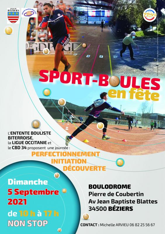 Affiche animations beziers 6