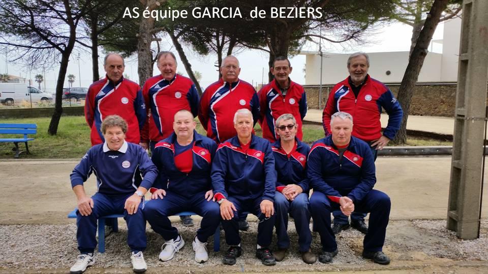 As beziers equipe garcia2016 2017 b