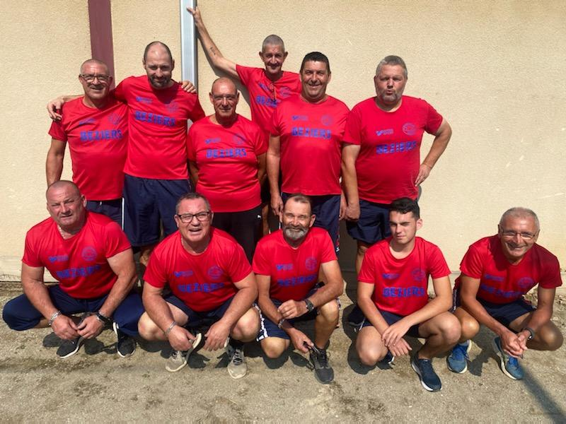 Beziers equipe nationale 4