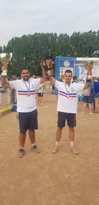 Champions de france en m2 b