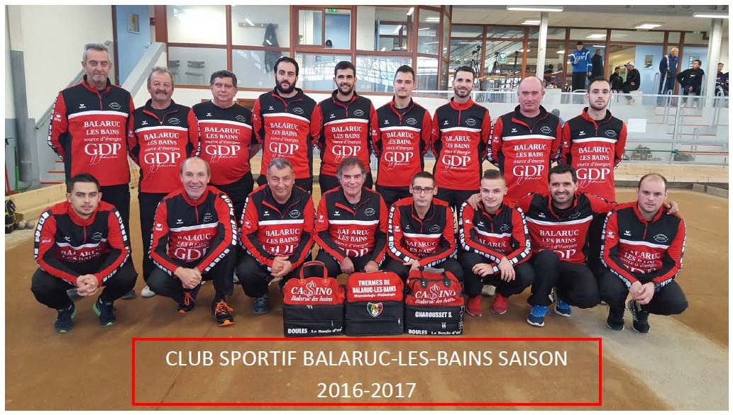 Cs elite balaruc 2016 2018