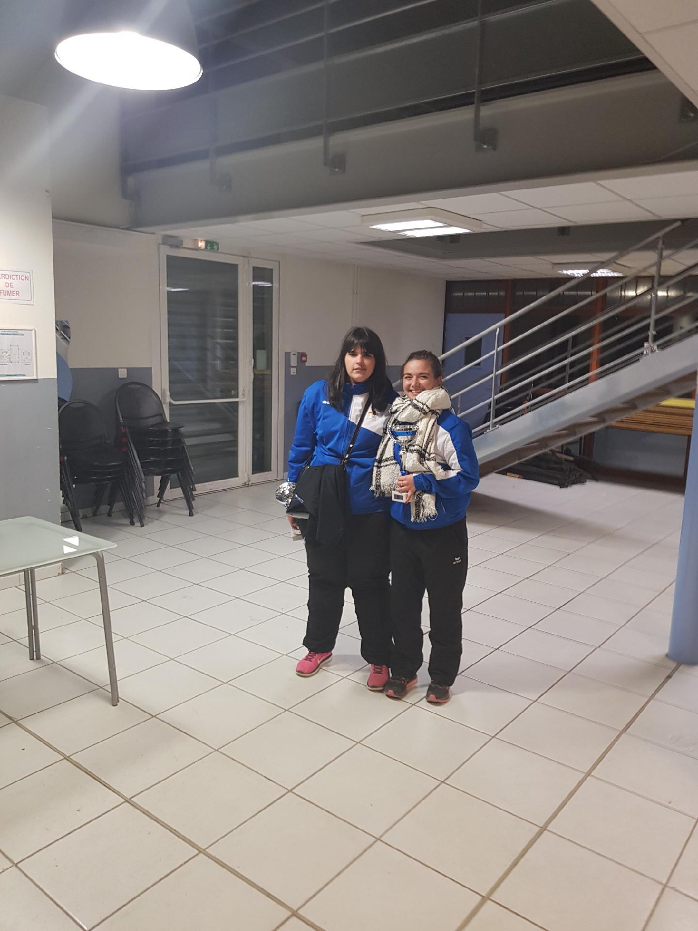 Equipe championne cazorla navarro